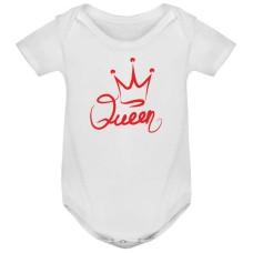 Бебешко боди, къс ръкав, с печат, надпис или снимка от 100% памук