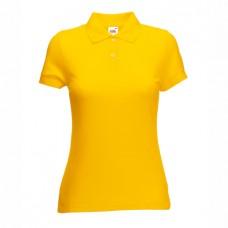 Риза поло пике, дамска