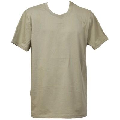 Класическа тениска, бежова