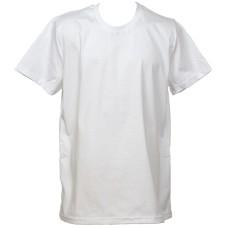 Класическа тениска, бяла