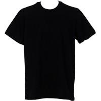 Класическа тениска, черна