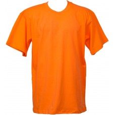 Класическа тениска, оранж