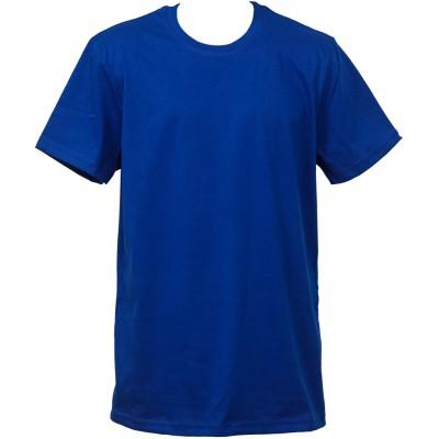 Класическа тениска, синя