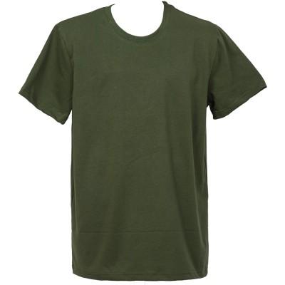 Класическа тениска, сива