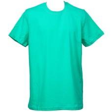 Класическа тениска, тюркоаз