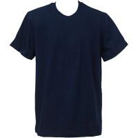 Класическа тениска, тъмно синя