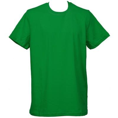 Класическа тениска, зелена