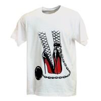 """Тениска с индивидуален дизайн """"Бомб"""""""
