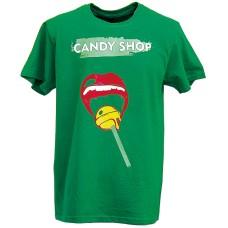 """Тениска с индивидуален дизайн """"Магазинче за бонбони"""""""
