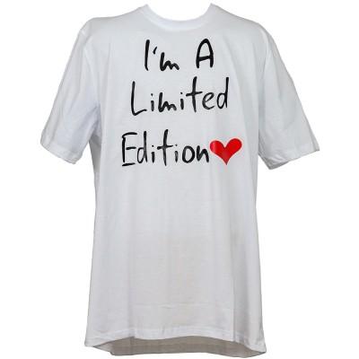 """Тениска с индивидуален дизайн """"Лимитид едишън"""""""