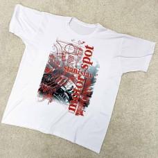 Тениска с индивидуален дизайн или изображение Моторни спортове