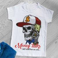 """Тениска със снимка или с индивидуален дизайн """"Шепота на парите"""""""