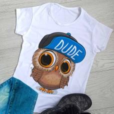 """Тениска със снимка или с индивидуален дизайн """"Да си пич"""""""